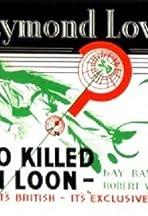 Who Killed Van Loon?