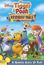 My Friends Tigger & Pooh's Friendly Tails Poster