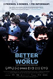 Better This World (2011) Poster - Movie Forum, Cast, Reviews