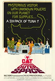 The Cat from Outer Space(1978) Poster - Movie Forum, Cast, Reviews