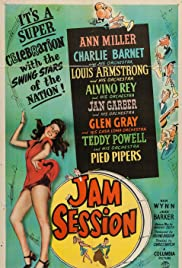 Jam Session (1944) Poster - Movie Forum, Cast, Reviews