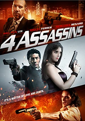Four Assassins (2013) Download on Vidmate