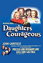 Daughters Courageous (1939) Poster - Movie Forum, Cast, Reviews