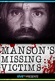 Manson's Missing Victims Poster