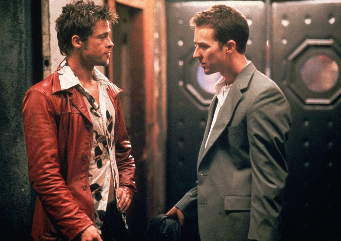 fight club identity misrecognition and maculinity Wiker, jacob, romance and identity in flight club (2013)etd archive paper 502 romance and identity in fight club jacob wiker bachelor of.