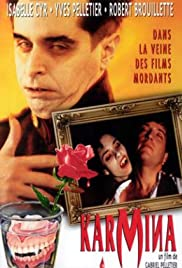 Karmina (1996) Poster - Movie Forum, Cast, Reviews