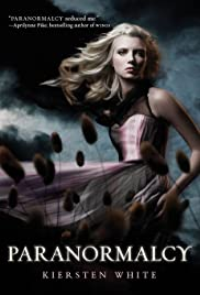 Paranormalcy Poster