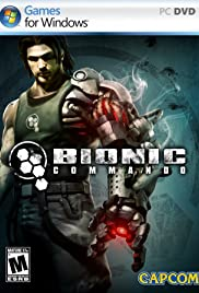 Bionic Commando (2009) Poster - Movie Forum, Cast, Reviews