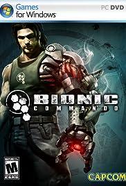 Bionic Commando(2009) Poster - Movie Forum, Cast, Reviews
