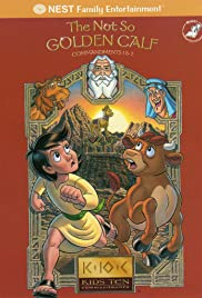 Kids' Ten Commandments: The Not So Golden Calf Poster