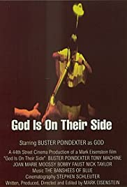 God Is on Their Side Poster