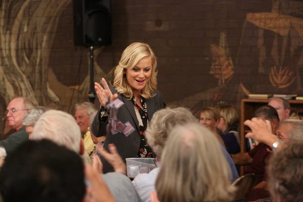 Amy Poehler in Parks and Recreation: Sex Education (2012)