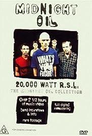 Midnight Oil: 20,000 Watt R.S.L. - The Midnight Oil Collection Poster