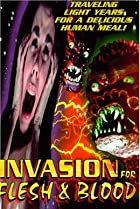 Image of Invasion for Flesh and Blood
