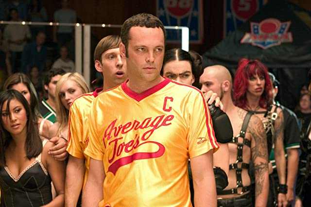 Vince Vaughn in Dodgeball: A True Underdog Story (2004)