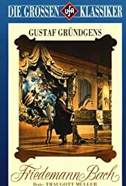Friedemann Bach Poster