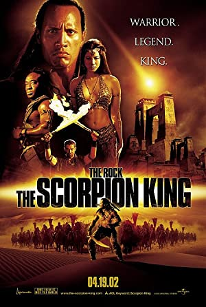 The Scorpion King (2002) (Hindi) Download on Vidmate