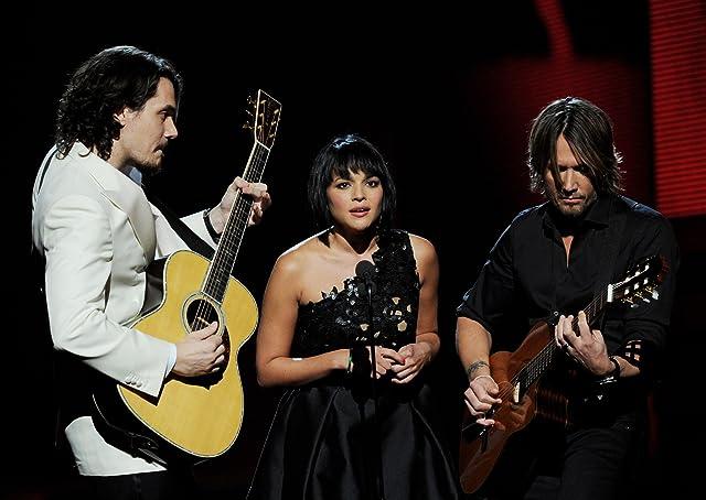 Keith Urban, John Mayer, and Norah Jones