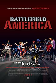 Battlefield America (2012) Poster - Movie Forum, Cast, Reviews