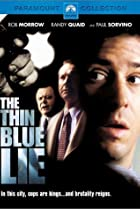 Image of The Thin Blue Lie