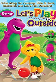 Barney: Let's Play Outside Poster