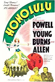 Honolulu Poster