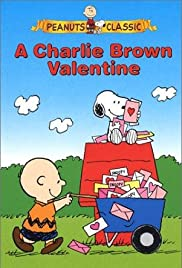 a charlie brown valentine poster - Charlie Brown Valentine Video