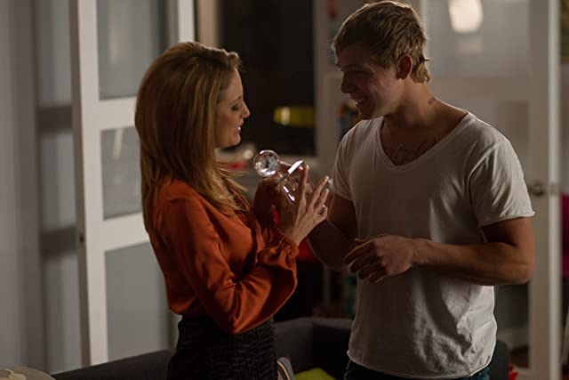 Max Thieriot and Andrea Riseborough in Disconnect (2012)
