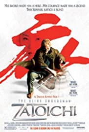 The Blind Swordsman: Zatoichi Poster