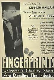 Finger Prints Poster