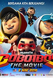 BoBoiBoy: The Movie (2016) - IMDb