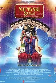 Nautanki Saala! Poster