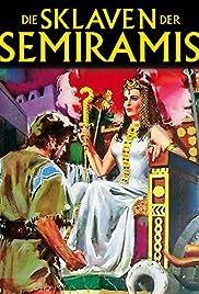 Slave Queen of Babylon Poster