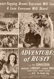 Adventures of Rusty (1945) Poster - Movie Forum, Cast, Reviews