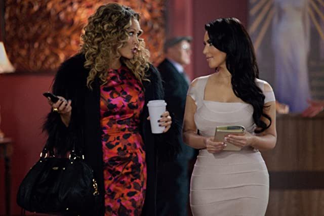 Vanessa Williams and Kim Kardashian West in Temptation: Confessions of a Marriage Counselor (2013)