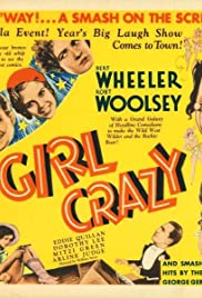 Girl Crazy Poster