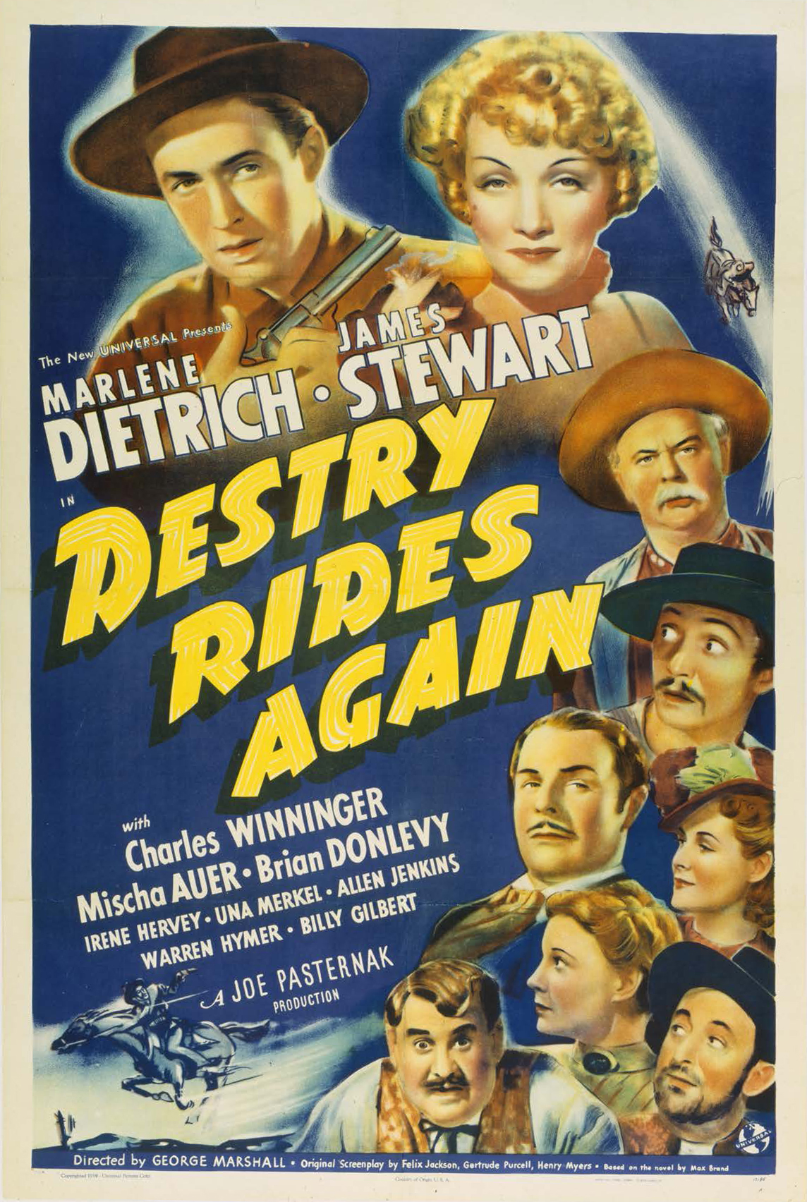 image Destry Rides Again Watch Full Movie Free Online