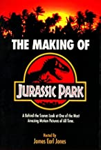 Primary image for The Making of 'Jurassic Park'