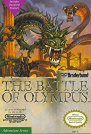 The Battle of Olympus Poster