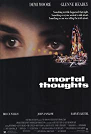 Mortal Thoughts (1991) Poster - Movie Forum, Cast, Reviews
