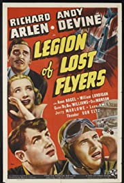 Legion of Lost Flyers Poster