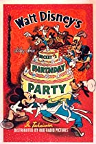 Image of Mickey's Birthday Party
