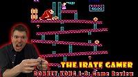 Donkey Kong 1, 2, 3 Nes & Arcade