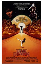 The Last Dragon Poster