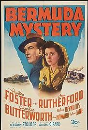 Bermuda Mystery Poster