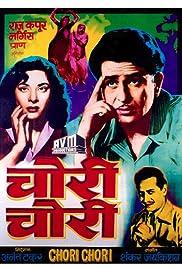 Chori Chori(1956) Poster - Movie Forum, Cast, Reviews