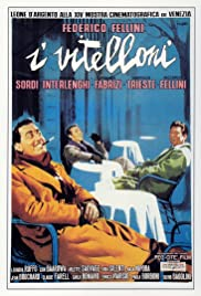 I Vitelloni (1953) Poster - Movie Forum, Cast, Reviews