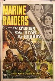 Marine Raiders Poster