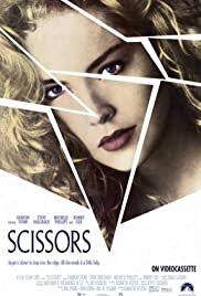Scissors (1991) Poster - Movie Forum, Cast, Reviews