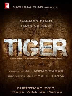 Tiger Zinda Hai 2017 Hindi HQ DVDScr full movie watch online freee download at movies365.ws